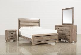 Farrell Queen 4 Piece Bedroom Set | Living Spaces