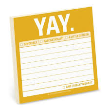 Cool Memos Knock Knock Yay Sticky Notes Are Funny Cute Sticky Notes To Say