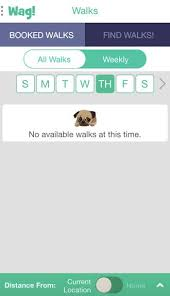 Pet Sitter Profile Examples Wag App Review My Experience As An On Demand Dog Walker