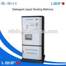 Laundry Detergent Vending Machine Enchanting Laundry Liquid Vending Machine Buy Washing Vending MachineCondom