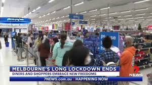 7news brings you the latest local australian and breaking world news as well as latest sport, politics, entertainment and weather headlines. 7news Adelaide Melbourne Out Of Lockdown Facebook