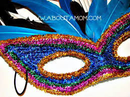 a mardi gras mask craft this diy mardi gras mask is festive and fun to