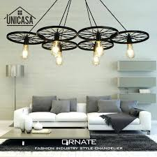 industrial large pendant lights wrought iron lighting office bar hotel kitchen island black light antique for high ceilings