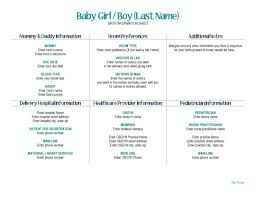 Why Is It Important To Have A Birth Plan The Importance Of A Visual Natural Birth Plan Fae Sense