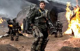 Edge of tomorrow ends with rita (emily blunt) and cage (tom cruise) diving head first toward their own the above said, edge of tomorrow isn't an i am legend situation. Edge Of Tomorrow Emily Blunt Incerta Sul Sequel Cinema