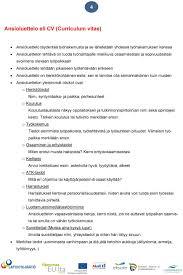 Cv Pohjia Työpaikkailmoituksen Lukeminen Avoin Työhakemus Markkinointikirje