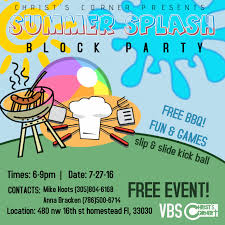Block Party Flyers Templates Block Party Flyer Templates Postermywall