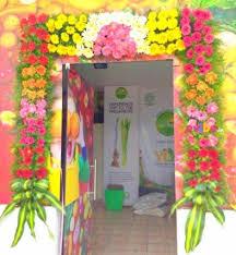 Beautiful Housewarming Decor With Gerbera Flowers house-warming party  decoration