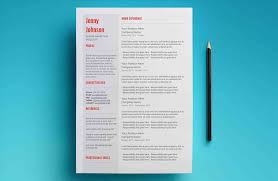 Creative Resume Template Sample Resume123