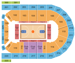 Mohegan Sun Arena At Casey Plaza Seating Chart Wilkes Barre
