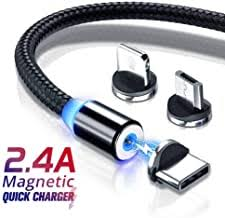 magnetic usb charging cable - Amazon.in