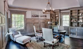 office paneling. mid century modern wood paneling home office traditional with built in shelves bui