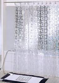 smlf quiet town transpa shower curtains shower curtain with clear top panel bathroom decorating transpa shower curtain