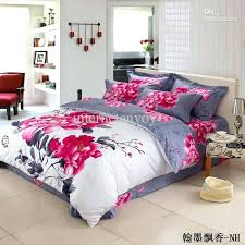 blue and pink fl duvet covers pink fl duvet cover ikea newest arrival pink fl chinese