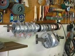 mig wire spool storage rack
