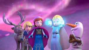 Lego Frozen Northern Lights 2016 Frozen Northern Lights Netflix