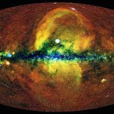 Asombroso: el mapa más completo del cielo de rayos X captado por un  telescopio ruso