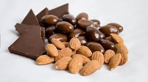 Calorieën chocolade