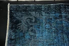 blue turkish rug saturated blue rug 6 x light blue turkish rug