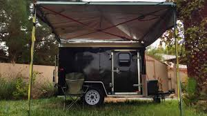 diy utility trailer tent duty camper takes camping to a new landscaper ottawa for popular landscaping