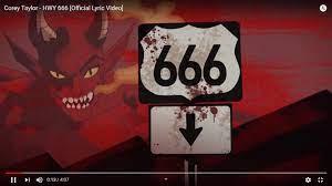 Corey Taylor veröffentlicht HWY 666