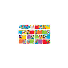 Mickey Mouse Job Chart Mini Bulletin Board Set Mickey Mouse Clubhouse Handy Helpers Job C