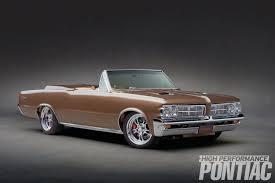 1964 Pontiac GTO Convertible - Morning Mocha - Hot Rod Network