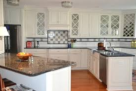 white kitchen cabinets with white granite countertops white kitchen with gray glass and granite antique white