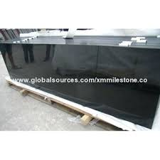 straight edge granite countertop pure black granite china pure black granite home design ideas 2018