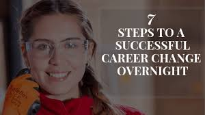 How To Start A New Career With Self Confidence Midlife Career Change