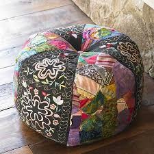Moroccan Style Pouf