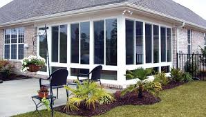 aluminum patio enclosures. Acrylic \u0026 Vinyl Windows Aluminum Patio Enclosures .