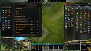is there a way to copy a hero build in dota 2 arqade