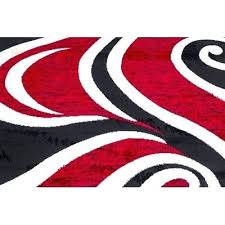 red and black area rugs 8x10 red area rug awesome design red black white area rug