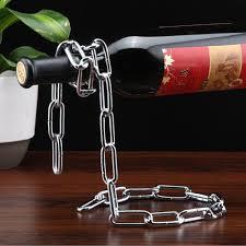 Multifunktionale Metall Eine Flasche Wein Display Racks Küche Esszimmer Keller Bar Stehen Halter Regale