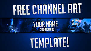 youtube gaming channel art. Throughout Youtube Gaming Channel Art