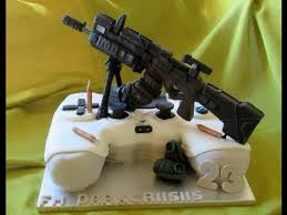 Call Duty black ops cake Fondant Decoration Ps4 controller