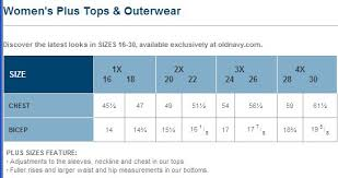 Old Navy Size Chart Old Navy Mens Shirt Size Chart Best Picture Of Chart