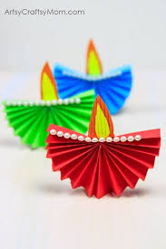 Ideas For Making Diwali Charts Easy Diwali Crafts For Kids The Joy Of Sharing