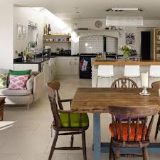 Dining Room Kitchen Design Kitchen Extensions Ideal Home