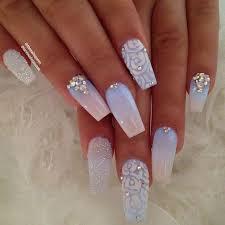 Blue Diamond Nails Tumblr Disanthegioiinfo