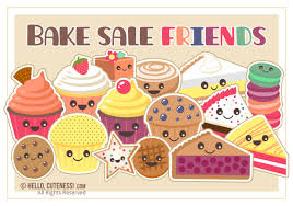 Image result for friends of the library bake sale
