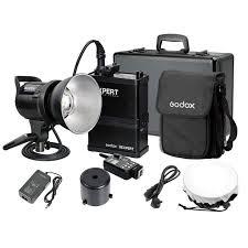 2016 uk ox 600w li ion battery portable outdoor studio flash strobe light kit