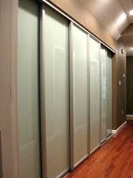 lovely 8 foot tall sliding closet doors