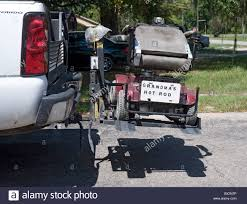 motorized wheelchair on back of pickup truck Stock Photo: 33273962 ...
