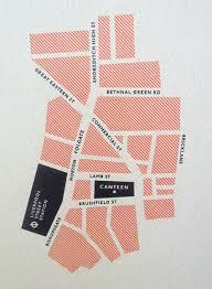 Map Design Nice Idea For A Map Arts Design Map Design Graphic