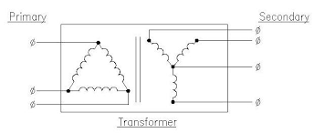 delta and wye 480 To 208 Transformer Diagram click image for larger version name image004 jpg views 24548 size 480 to 208 volt transformer diagram