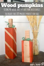 4x4 Wood Crafts 367 Best Fall Fun Images On Pinterest