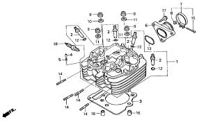 2004 honda trx400ex cylinder head parts best oem cylinder head schematic search results 0 parts in 0 schematics