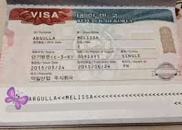 Korean Tourist Visa Application For Filipinos The Bookworm Traveler